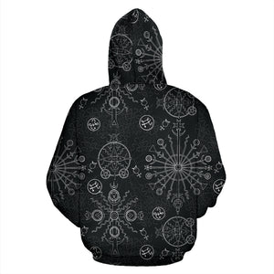 Occult Witch Gothic Hoodie