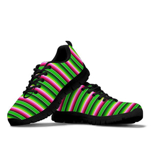 Green Mexican Baja Sneakers