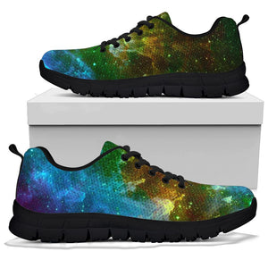 Universe Galaxy Space Sneakers