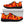 Load image into Gallery viewer, Orange Camo Print Sneakers