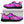 Load image into Gallery viewer, Pink And Blue Butterfly Print Sneakers
