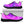 Load image into Gallery viewer, Tie Dye Purple Sneakers