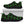 Load image into Gallery viewer, Black Green Plaid Tartan Sneakers