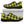 Load image into Gallery viewer, Yellow Plaid Sneakers