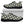 Load image into Gallery viewer, Cream And Black Polka Dot Sneakers