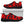 Load image into Gallery viewer, Red Camo Print Sneakers