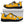 Load image into Gallery viewer, Yellow Doodle Cat Print Sneakers