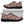 Load image into Gallery viewer, Brown And Tan Polka Dot Sneakers