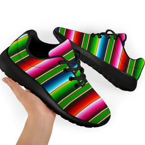 Baja Mexican Print Running Shoes