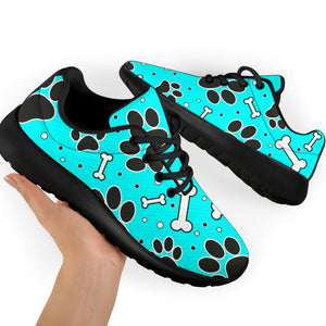 Blue Paw Running Shoes