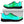 Load image into Gallery viewer, Blue And Green Tie Dye Sneakers