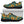 Load image into Gallery viewer, Green Zigzag Sunflower Sneakers