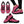 Load image into Gallery viewer, Red And Pink Mexican Baja Sneakers