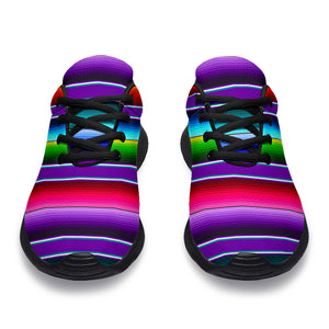 Baja Serape Print Running Shoes