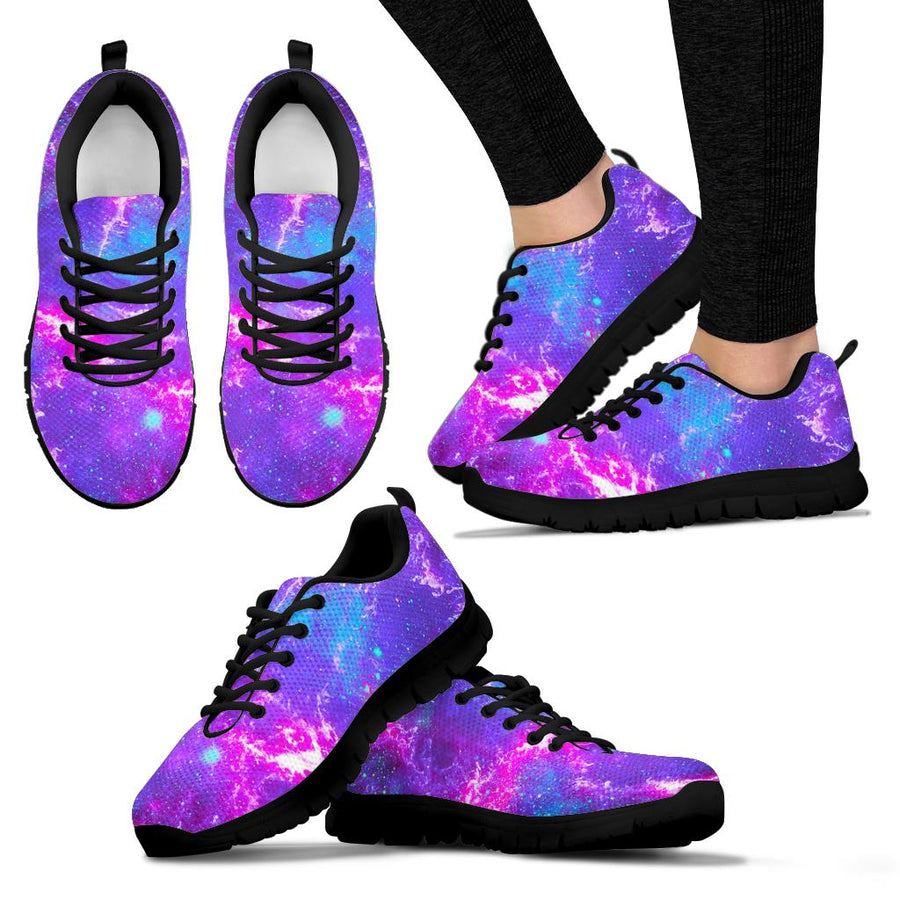 Nebula Galaxy Space Sneakers