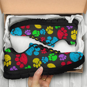 Doodle Paw Sneakers