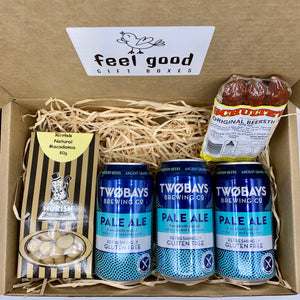 Two Bays Beer Hamper - Feelgoodgiftboxes