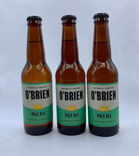 O'Brien Pale Ale Gift Box - Feelgoodgiftboxes
