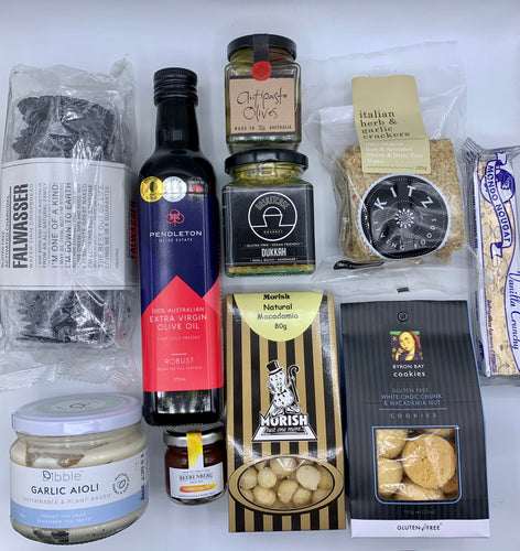 Deluxe Gourmet Box - Feelgoodgiftboxes