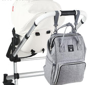 Nappy Backpack Large Capacity Stroller - Labellabambino