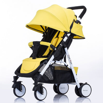 Adjustable Lightweight Baby Stroller - Labellabambino