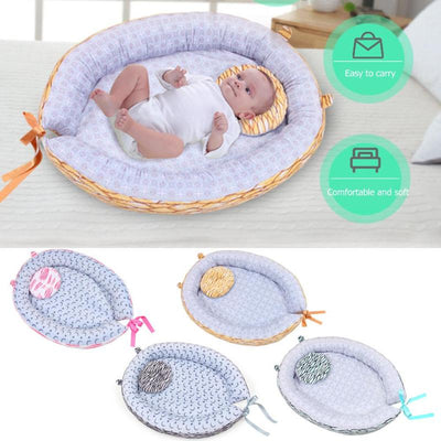 Newborn Baby Sleep Nest Bed - Labellabambino