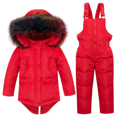 Children Down Coat Jacket - Labellabambino