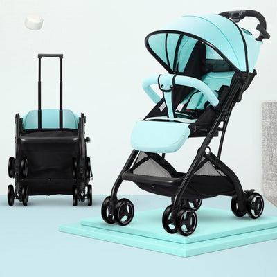High Landscape Foldable Stroller - Labellabambino