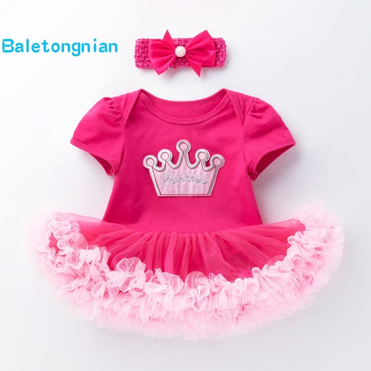First Birthday Girl Party Clothes - Labellabambino