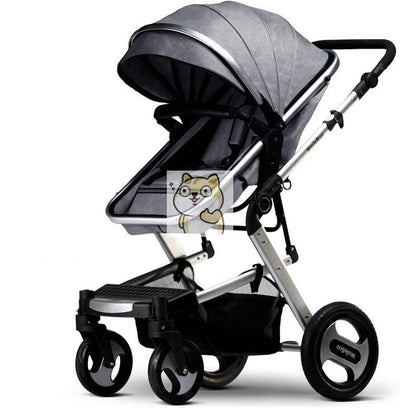 high landscape baby stroller - Labellabambino