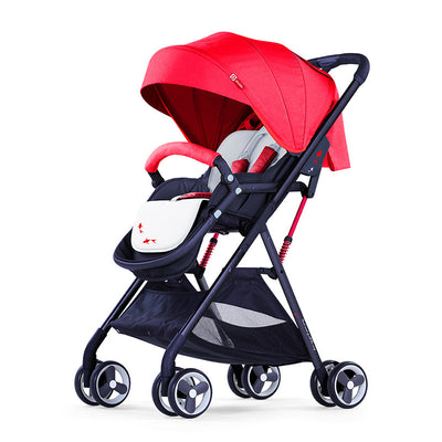 Ultra-light portable stroller - Labellabambino