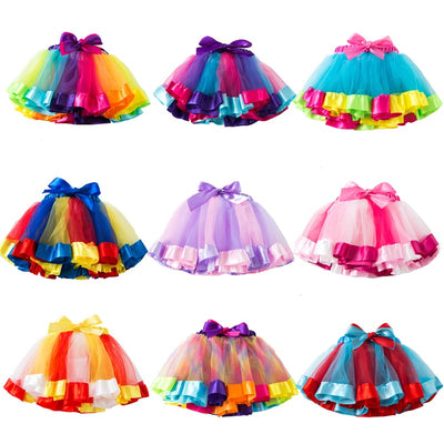 Baby Tutu Skirt Girls Birthday Dress - Labellabambino