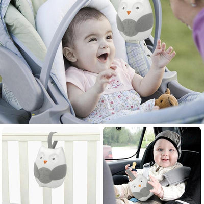 Hanging Bell Sounds Stroller - Labellabambino