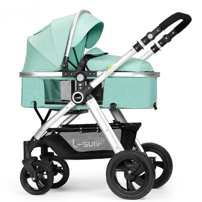 Can Sit And Lie 2-in1 Baby strollers - Labellabambino