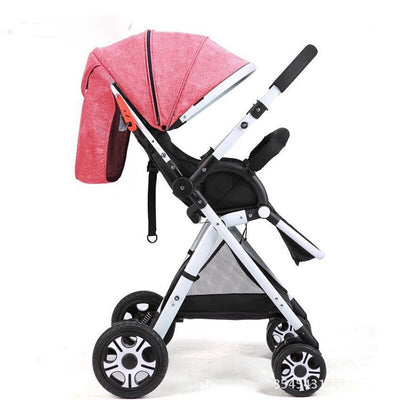 Ultra-light Folding Portable Baby Stroller - Labellabambino