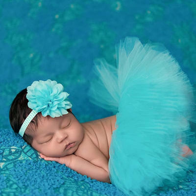 Halloween Kids Infant Tutus  and Headband - Labellabambino
