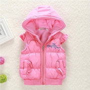 Big Size Baby Girls warm Jackets - Labellabambino