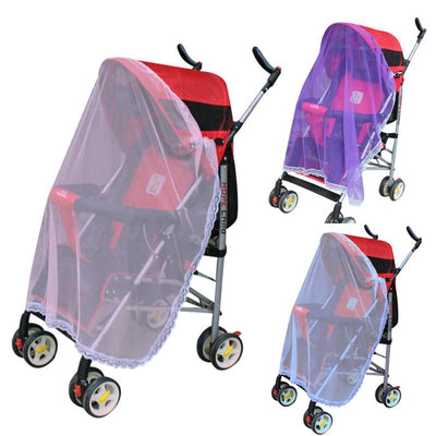 Baby Stroller Pushchair Mosquito Net - Labellabambino