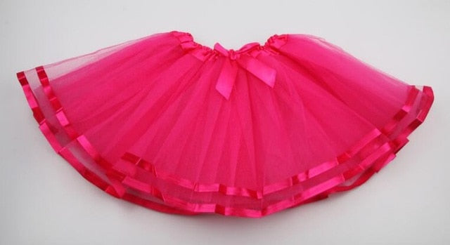 Sweet Children Girls Rainbow Tutu Skirts - Labellabambino