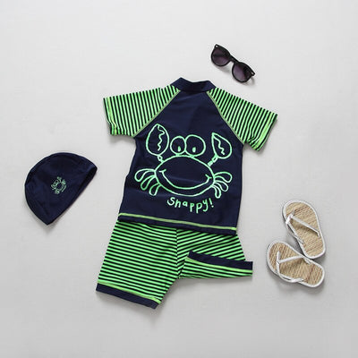 Infant Toddler Baby Boys Swimsuit - Labellabambino