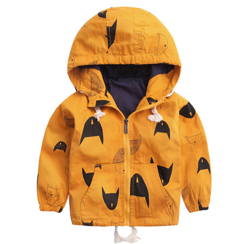 Winter Fleece Jackets For Children - Labellabambino
