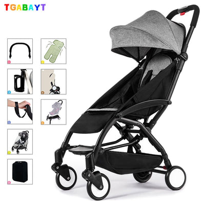 Folding umbrella trolley ultra-light baby car - Labellabambino