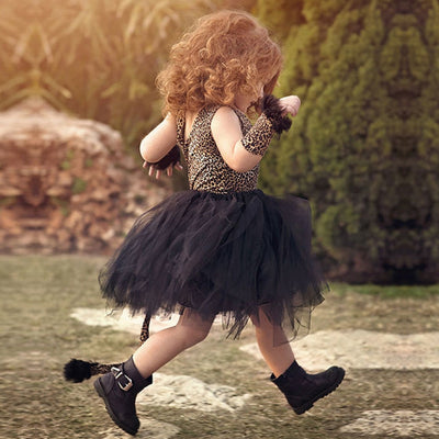New Baby Girls Black Tutu Skirts - Labellabambino