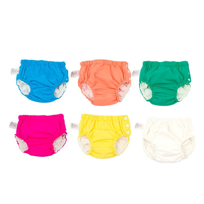 Washable Diaper Cover Swimsuit - Labellabambino