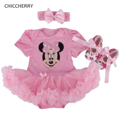 Minnie Tutus Kids Party Dresses - Labellabambino
