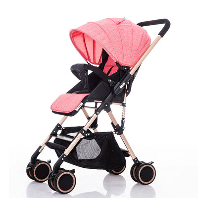 Baby Lightweight Four Wheel Stroller - Labellabambino