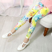 Cute animal flying butterfly  leggings - Labellabambino