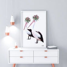 Load image into Gallery viewer, Pelicans  Print