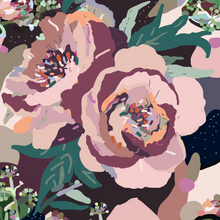 Load image into Gallery viewer, Frilly flowers Print