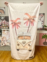 Load image into Gallery viewer, Inkheart Kombi Suede Beach Towel